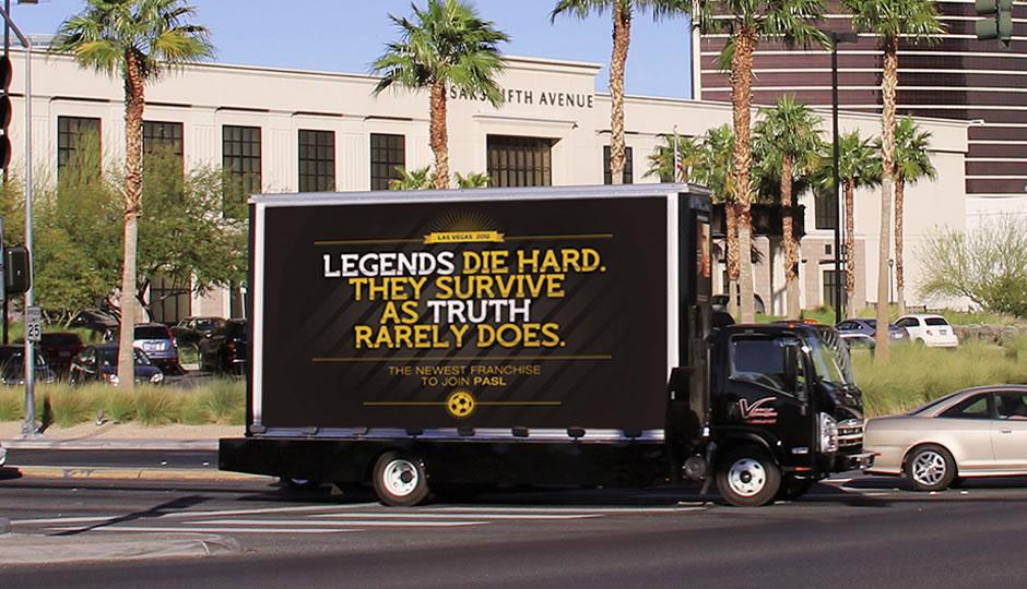 Las Vegas Legends - portfolio 1